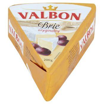 Valbon Brie oryginalny 200 g