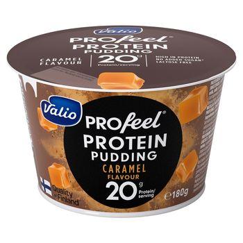 Valio PROfeel Pudding proteinowy o smaku karmelowym 180 g