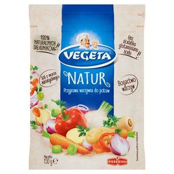 Vegeta Natur Przyprawa warzywna do potraw 150 g