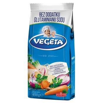 Vegeta Przyprawa warzywna do potraw 450 g