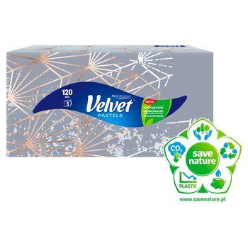 Velvet Harmony Chusteczki uniwersalne 3 warstwy 120 sztuk