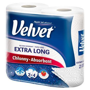 Velvet Najdłuższy Ręcznik papierowy 2 rolki