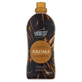 Vexy Aroma Glamour Koncentrat do płukania tkanin 1,5 l (50 prań)