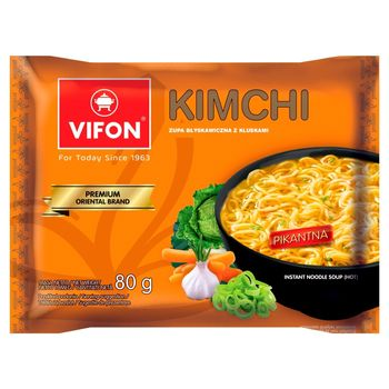 Vifon Kim Chi Zupa błyskawiczna 80 g