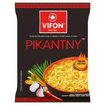 Vifon Zupa o smaku kurczaka pikantny 70 g