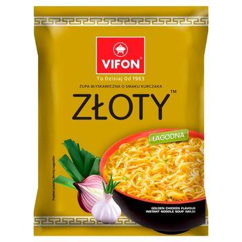 Vifon Zupa błyskawiczna o smaku kurczaka złoty 70 g