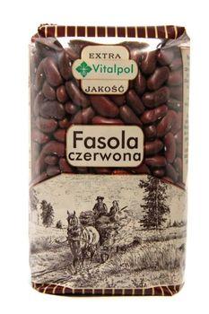 VitalPol Fasola czerwona 450 g