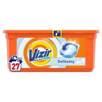 Vizir Allin1 Sensitive Kapsułki do prania, 27prań