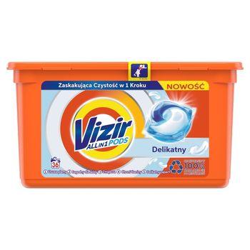 Vizir Allin1 Sensitive Kapsułki do prania, 36prań