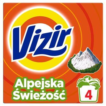 Vizir Alpine Fresh Proszek do prania 300 g, 4 prania