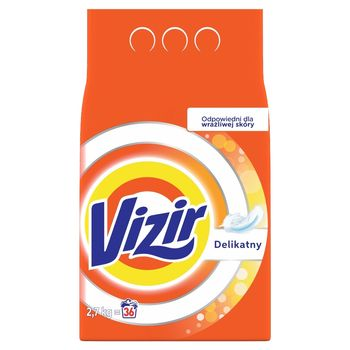 Vizir Sensitive Proszek do prania 2.7kg 36 prań