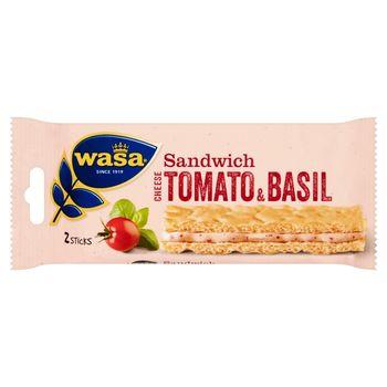 Wasa Kanapka z serkiem pomidorami i bazylią 40 g