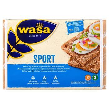 Wasa Sport Pieczywo chrupkie 275 g