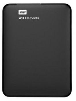 WD Elements 2 TB Czarny WDBU6Y0020BBK-WESN
