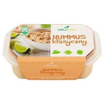 Well Well Hummus klasyczny 150 g
