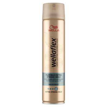 Wella Wellaflex Flexible Extra Strong Hold Lakier do włosów 250 ml