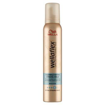 Wella Wellaflex Flexible Extra Strong Hold Pianka do włosów 200 ml