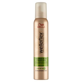 Wella Wellaflex Flexible Ultra Strong Hold Pianka do włosów 200 ml