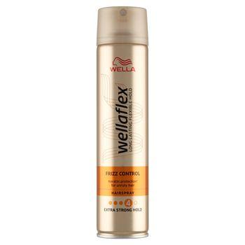 Wella Wellaflex Frizz Control Lakier do włosów 250 ml