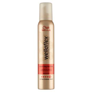 Wella Wellaflex Heat Protection Pianka do włosów 200 ml