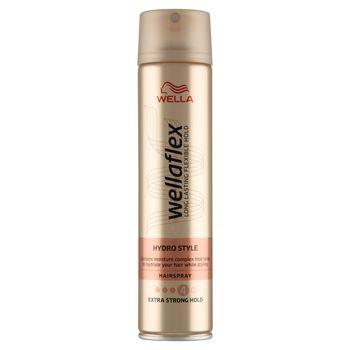 Wella Wellaflex Hydro Style Lakier do włosów 250 ml