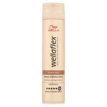 Wella Wellaflex Power Hold Lakier do włosów 250 ml
