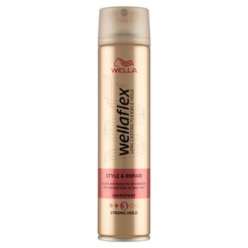 Wella Wellaflex Style & Repair Lakier do włosów 250 ml