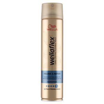 Wella Wellaflex Volume & Repair Lakier do włosów 250 ml