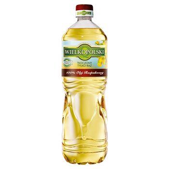Wielkopolski Olej rzepakowy 100% 1 l