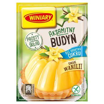 Winiary Budyń bez dodatku cukru smak wanilii 35 g