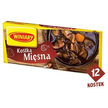 Winiary Kostka mięsna 120 g (12 sztuk)
