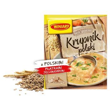 Winiary Nasza Specjalność Krupnik polski 59 g