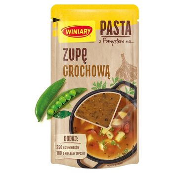 Winiary Pasta z pomysłem na... zupę grochową 80 g
