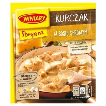 Winiary Pomysł na... Kurczak w sosie serowym 28 g