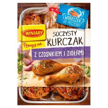 Winiary Pomysł na... Soczysty kurczak z czosnkiem i ziołami 30 g
