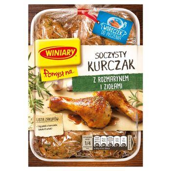 Winiary Pomysł na... Soczysty kurczak z rozmarynem i ziołami 35 g