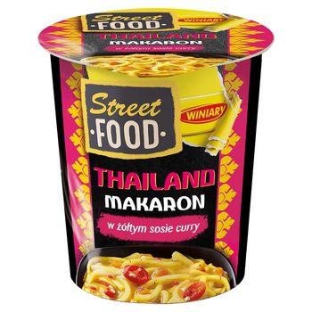 Winiary Street Food Thailand Makaron w żółtym sosie curry 51 g