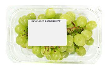 Natureza winogrono jasne 500 g