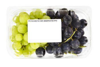 Winogrono bezpestkowe MIX 500 g