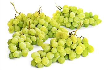 Winogrono białe ważone