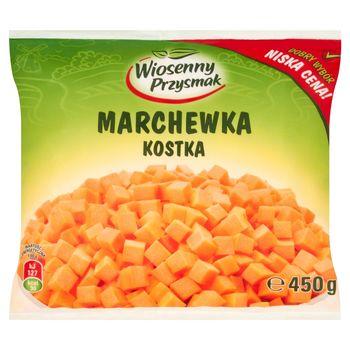 Wiosenny Przysmak Marchewka kostka 450 g