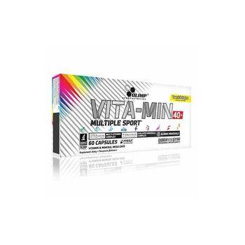 Witaminy dla aktywnych 60 kapsułek OLIMP Vita-min Multiple Sport 40+