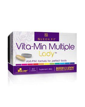 Witaminy dla kobiet Olimp Queen Fit Vita-Min Multiple Lady