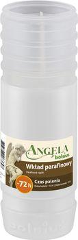 Wkład Parafinowy do Zniczy BOLSIUS Angela 72 h