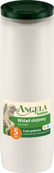 Wkład Olejowy BOLSIUS Angela 6 Biały 5 dni