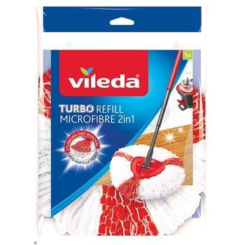 Wkład do Mopa Obrotowego Vileda Turbo 2w1
