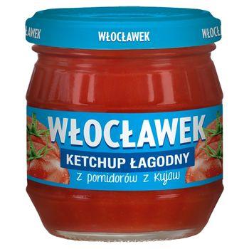 Włocławek Ketchup łagodny 200 g