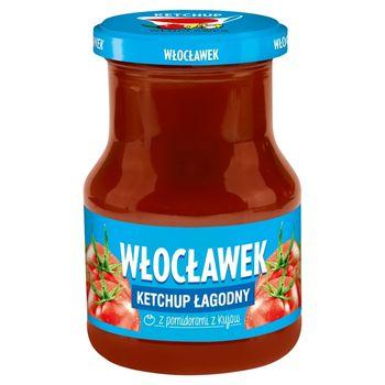 Włocławek Ketchup łagodny 380 g