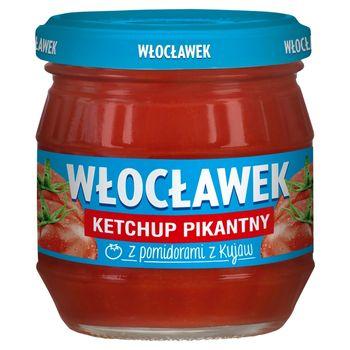 Włocławek Ketchup pikantny 200 g