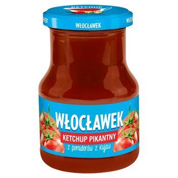 Włocławek Ketchup pikantny 380 g